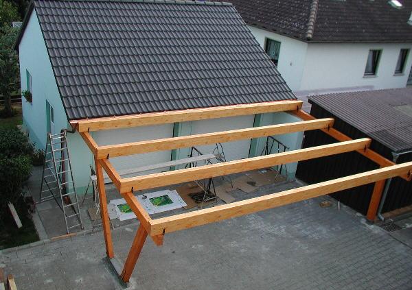 alu carport pff treff pff unabh ngiges porsche. Black Bedroom Furniture Sets. Home Design Ideas